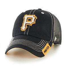 fd784646c30ac MLB Pittsburgh Pirates Turner  47 Clean Up Adjustable Hat