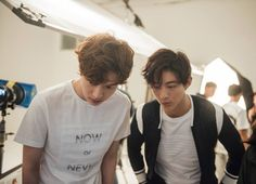 WITH JISOO  : [BTS] Jisoo & Ahn Jae Hyun for Chris Christy 2016...