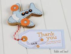 Resultado de imagen de galletas decoradas de avion
