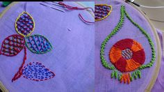 Hand Embroidery by Amma Arts