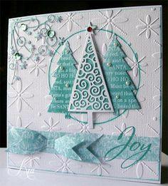 Joy tree card