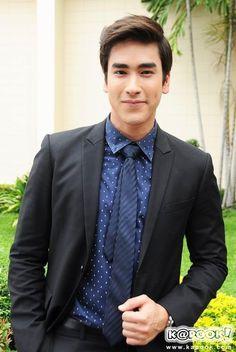 Thai Drama, Asian Actors, Celebrity Couples, Actors & Actresses, Hot Guys, Suit Jacket, Fans, Handsome, Singer