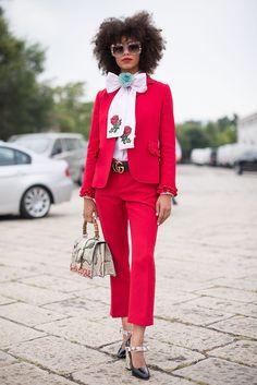 Fashion Week de Milan, Jour 1