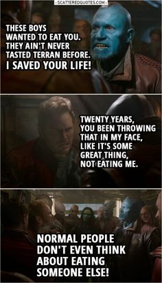 guardians of the galaxy 2 movie quotes - Google Search Marvel Television, Galaxy Quotes, Best Movie Quotes, Avengers Memes, Marvel Avengers, Marvel Quotes, Peter Quill, Pop Culture References, Phil Coulson