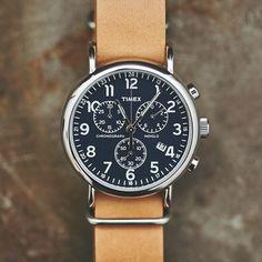 Timex Weekender Oversized Chrono