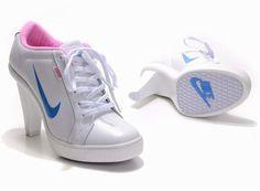 super popular ddd49 541c2 Nike High Heels, High Heel Sneakers, Sneaker Heels, Sneakers Nike, Adidas  Shoes