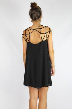 Caged in Dress | Truly Yours Boutique $36