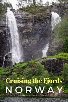 Guide and tips to doing a 4 hour cruise on the fjords from Bergen Norway with kids | Cruising the Fjords with Rodne Cruises.