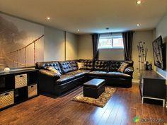 1000 ideas about sous sol on pinterest walkout basement smart design and - Plan amenagement sous sol ...