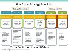 Blue Ocean Strategy Principles