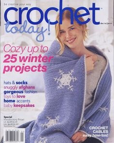 CROCHET TODAY Nº1 - Daniela Muchut - Picasa Webalbumok