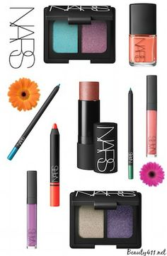 NARS Spring 2014 Color Collection cures the winter blues! Click thru for details!