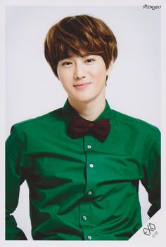 Suho ♡ #EXO // Miracles in December