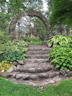 (and there's a stargate... lol) like the rugged steps --- not fancy, like they've been there forever
