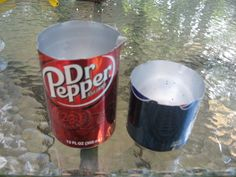 My Naptime Crafts: Tutorial for Soda Can Flowers