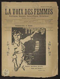 La Voix des femmes - Mnesys