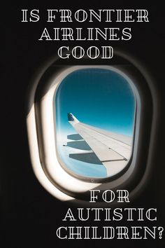 'Is Frontier Airlines Good for Autistic Children?' Learn all about Kids Fly Free, sensory considerations, and what you have to pay extra for! Traveling With Baby, Travel With Kids, Family Travel, Kids Fly Free, Free Travel, Travel Tips, American Flights, All Airlines, Flying With Kids
