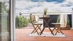 Rekonstrukce domu v Brně na ulici Ctiradova. Outdoor Furniture Sets, Outdoor Decor, Nassau, Balcony, Terrace, House Design, Home Decor, Decoration Home, Patio