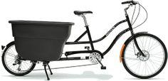 Madsen Bucket Cargo Bike - lifestylerstore - http://www.lifestylerstore.com/madsen-bucket-cargo-bike/