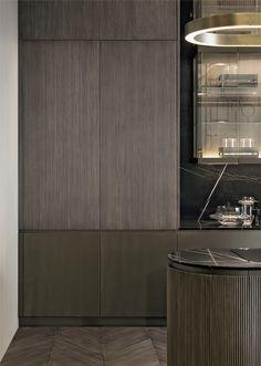 Tips for making sustainable kitchen modern 2019 7 Kitchen Furniture, Kitchen Interior, Cool Furniture, Furniture Outlet, Cheap Dorm Decor, Joinery Details, Küchen Design, Design Table, House Design