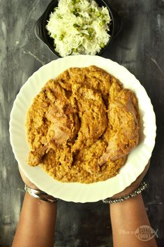 Chicken Chaap is traditionally a Mughlai dish brought to Bengal by the Mughals straight from Awadh. A large portion of Bengal's traditional non veg dishes have Awadhi influence and thanks to the Mughals for that. A lot of Mughlai dishes got a Bengali twist as the Nawabs moved their headquarter in Murshidabad – fish mingled with rice to form Mahi Pulao, Biriyani got its alu (potato) and Chaap got its special Bengali rich taste with char magaj (melon seeds), posto (poppy seeds) and other spices. Veg Dishes, Mahi Mahi, Bengal, Poppy, Chicken Recipes, Seeds, Spices, Potatoes, Fish
