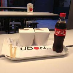 @kalashnikovaa: Наш ужин (@ UDON Arenas - @noodlesandfun w/ @sssub) [pic]