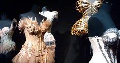 Très belle exposition Jean Paul Gaultier, au Grand Palais à Paris !
