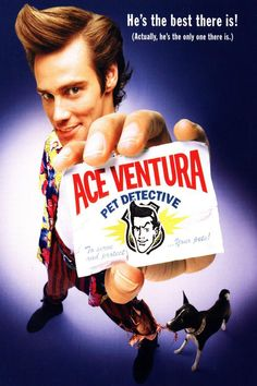 Music Is My Weapon: Ace Ventura Pet Detective + Ace Ventura when nature calls