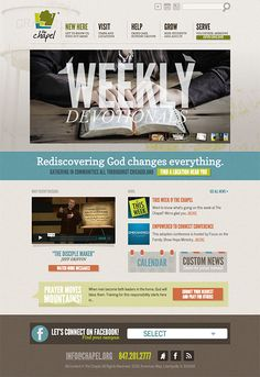 Church Website Design Ideas our town church web design our town church web design Church Websites No Coding Skills Needed Use Our Church Website Builder To Pick A Design Customize And Be Online Today Free Church App Migration