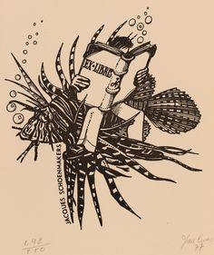 Jan Croes, Art-exlibris.net