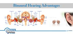 Binaural hearing is the perception of sound by stimulation in two ears – two sets of sound signals are being sent to the brain where they are interpreted.In this post I explain how humans use binaural hearing to sense the direction of sounds.