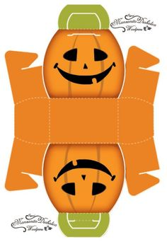 :printable Halloween box