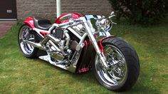 Harley Davidson VR Road