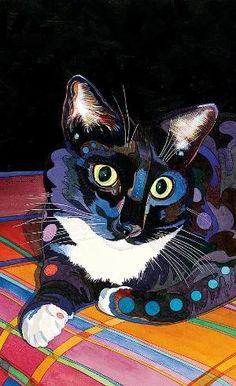 """""""Whiskers"""" par Bob Coonts by della"""