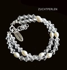 Ornara Brautschmuck - Armband Perlen