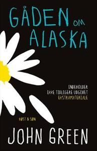 9 stars out of 10 for Gåden om Alaska - Jubilæumsudgave #boganmeldelse #bookreview #books #bookish #booklove #bookeater #bogsnak Read more reviews at http://www.bookeater.dk