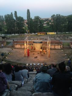 "Venue # 20 - Anticki Lokalitet ""Heraklea"" in Битола, (Bitola, Macedonia)"