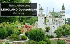 Did you know there's a LEGOLAND in Germany? Tips for planning your visit to Legoland Deutschland!