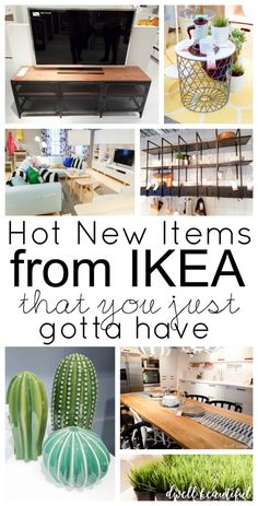 Brand New IKEA Tour Ikea Deals, Styling, and Shopping Tips is part of diy-home-decor - Dwell Beautiful takes you on a tour of a brand new IKEA and shows you some great finds, deals, and styling tips! Get your IKEA fix by checking this post out Ikea Furniture Hacks, Retro Furniture, Ikea Hacks, Cheap Furniture, Furniture Outlet, Discount Furniture, Ikea Shopping, Shopping Hacks, Furniture Shopping