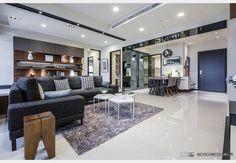浩瀚大學漾_現代風設計個案—100裝潢網 Decor, Furniture, Dining, Dining Bench, Home Decor, Couch