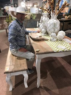 Derby's is now carrying Panama Jack furniture and accessories! Here's Bob behind the scenes at the High Point Furniture Market.
