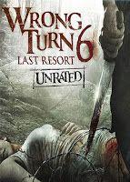 il Cinema a modo mio: Wrong Turn 6, una saga declassata