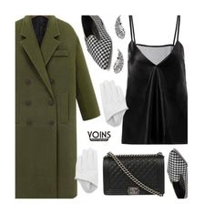 """""""Yoins 5/4"""" by merima-kopic ❤ liked on Polyvore featuring Chanel, women's clothing, women's fashion, women, female, woman, misses, juniors, yoins and yoinscollection"""