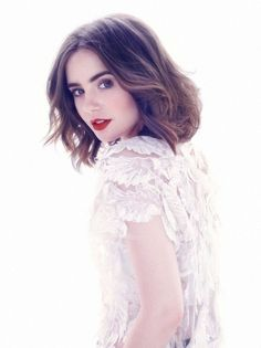 lily collins photoshoot 2014 - Buscar con Google