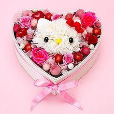 Hello Kitty............. Fresh Floral