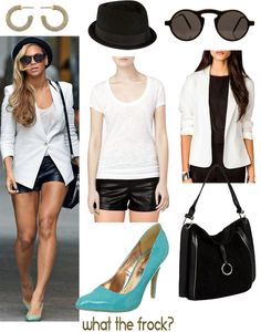 Celebrity Look for Less: Beyonce Style | What the Frock? - Affordable Fashion Tips and Trends