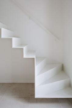 "patrickschierer: "" Minimalist Staircase by studio Five AM & Arch-Id. """