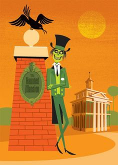 Haunted Mansion - SHAG