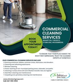 Whether you own a restaurant, office building, retail store or medical office, we can provide throughout cleaning services for your business. Our team is fully trained and insured. You can just call us 647-955-9532  and rest we take care of all the cleaning needs. We provide Commercial Cleaning Services in Brampton, Toronto, Etobicoke, Woodbridge.