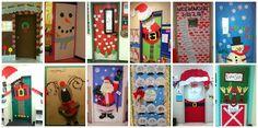 LLUVIA DE IDEAS: Recursos: Ideas para decorar y preparar el aula para Navidad